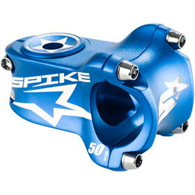 Spank Spike Race Ohjainkannatin Ø 31,8 mm, shotpeen blue